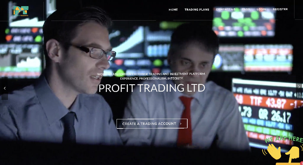 Profit Trading LTD Crypto Estafa