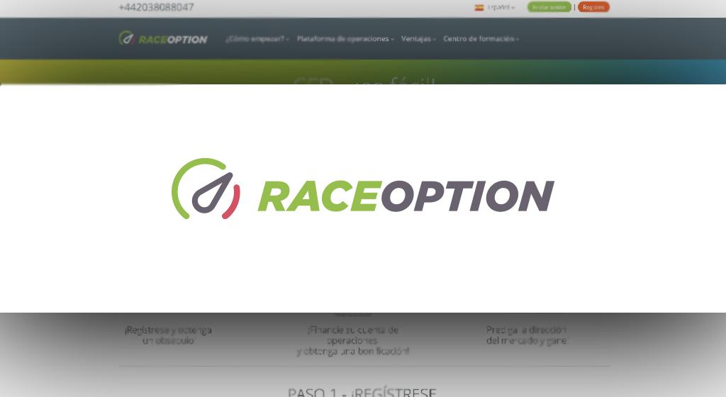 Race Option Forex Estafa