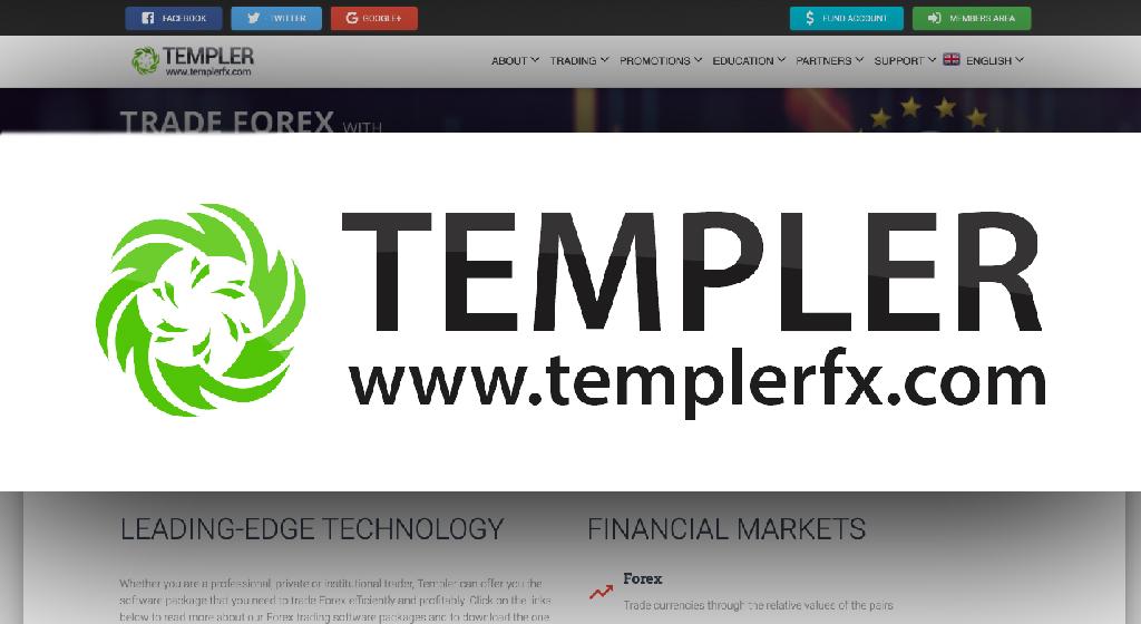 TemplerFX Forex Estafa