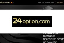 24option Forex Estafa | WebTrader