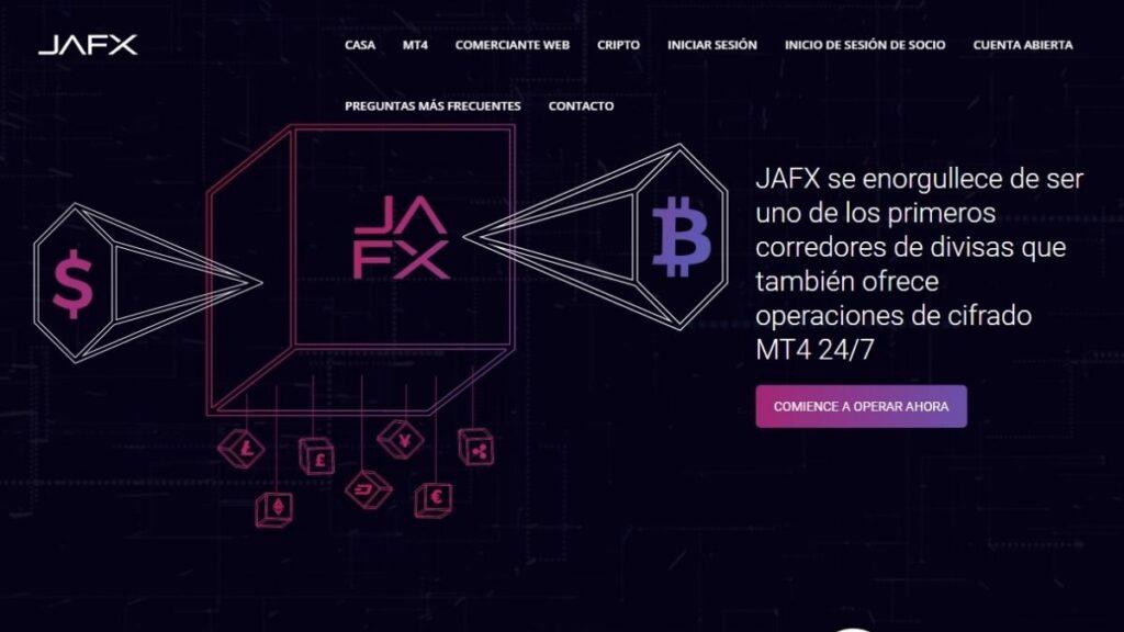 JAFX Forex Estafa