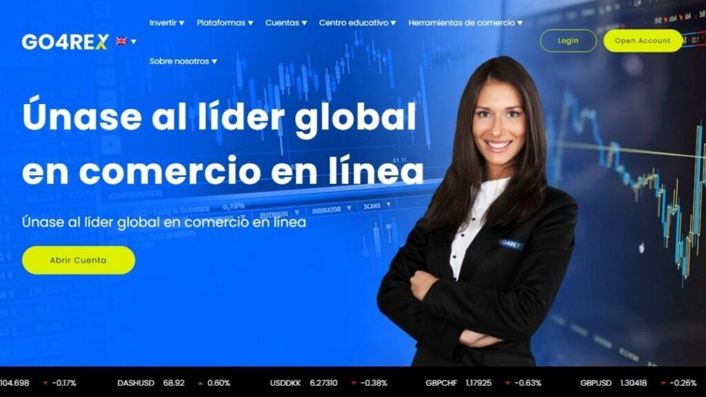 GO4REX Platforms Forex Estafa