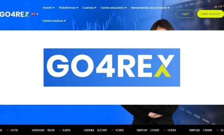 GO4REX Forex Estafa