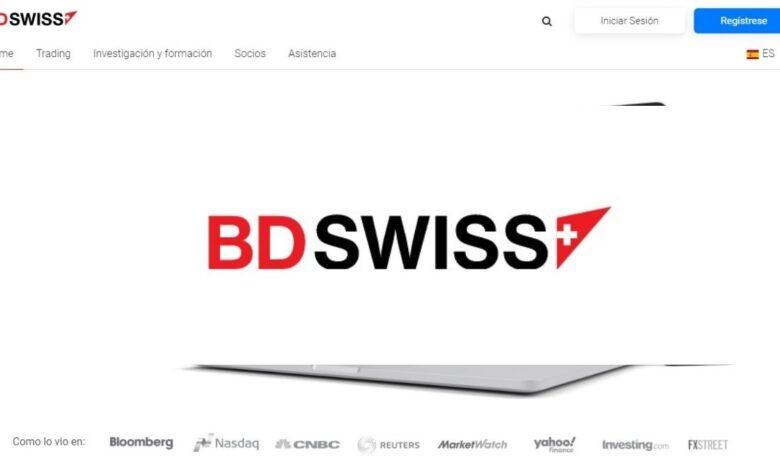 BDSwiss Forex Estafa