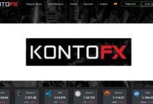 KontoFX Forex Estafa