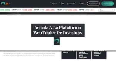 Photo of Investous Forex Estafa | WebTrader