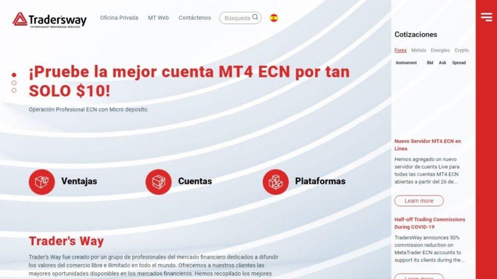 Trader's Way Estafa   Intermarket Brokerage Services