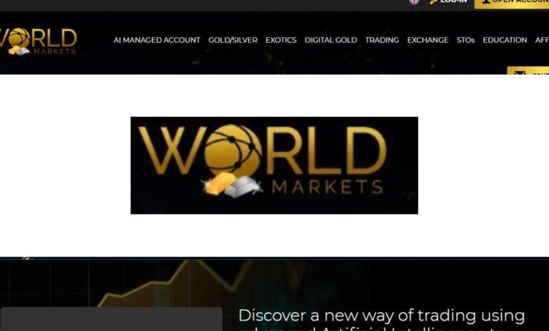 Worldmarkets Forex Estafa