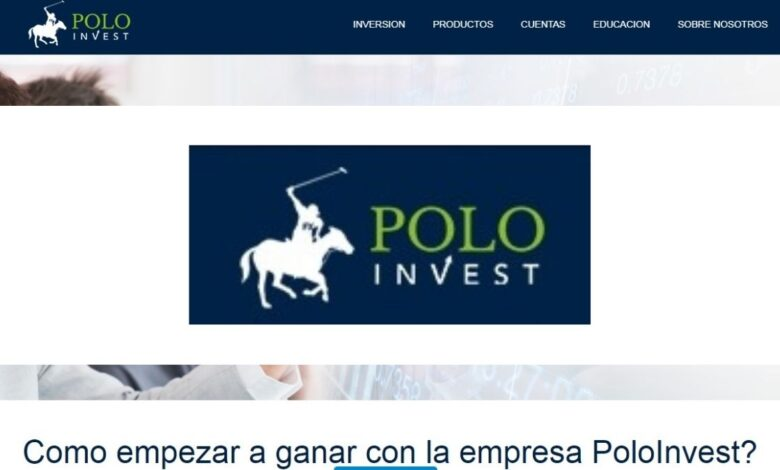 Polo invest Forex Estafa