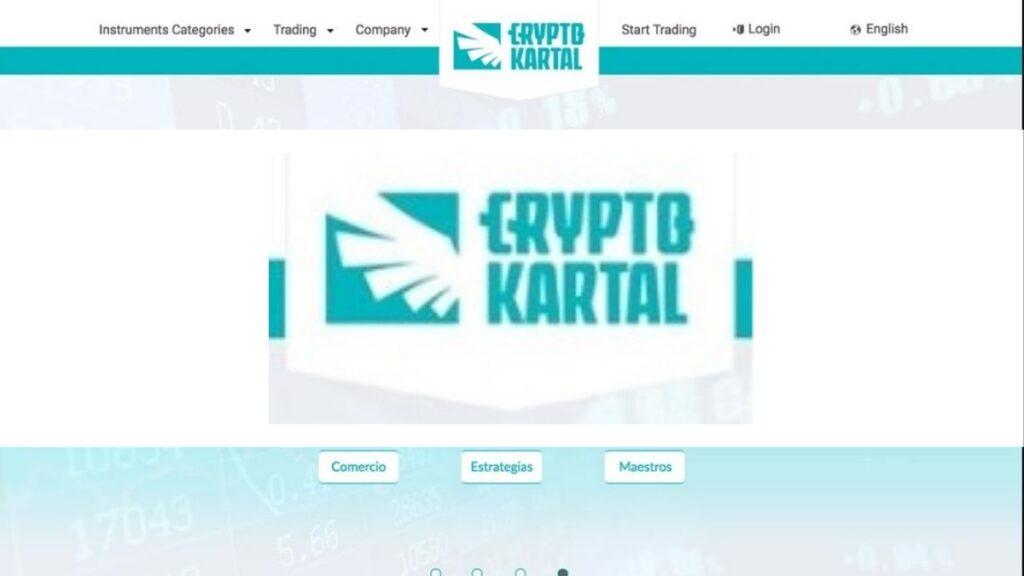 Cryptokartal Crypto Estafa