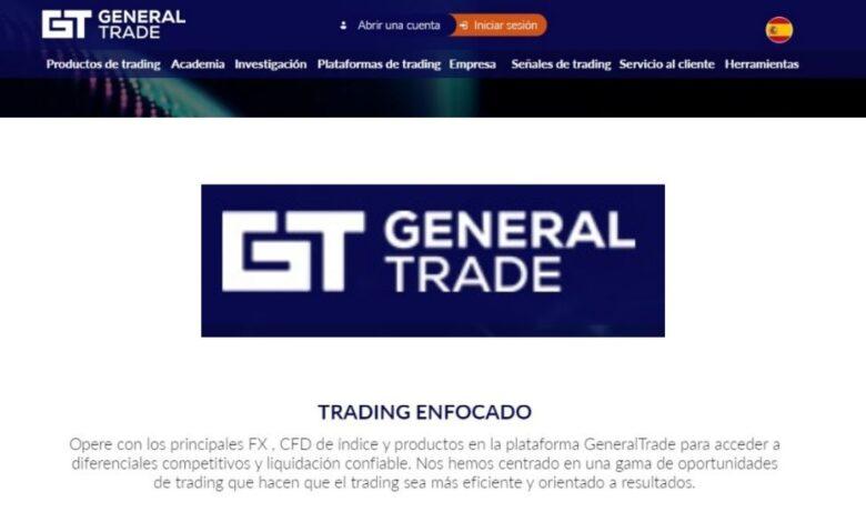 General trade Forex Estafa