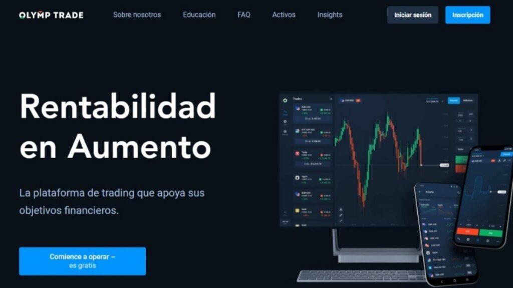 Olymp trade Forex Estafa