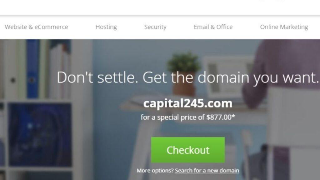 Capital 245 Forex Estafa