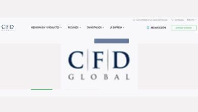 Cfd global Forex Estafa