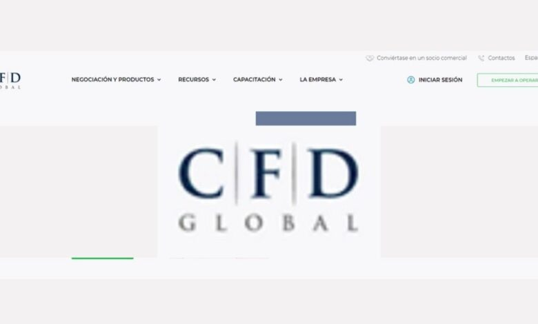 Cfd global Forex Estafa