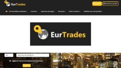 Eurtrades Crypto Estafa