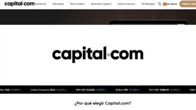 Capital.com Forex Estafa