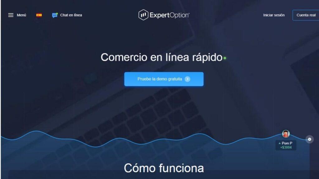 Expert Option Forex Estafa