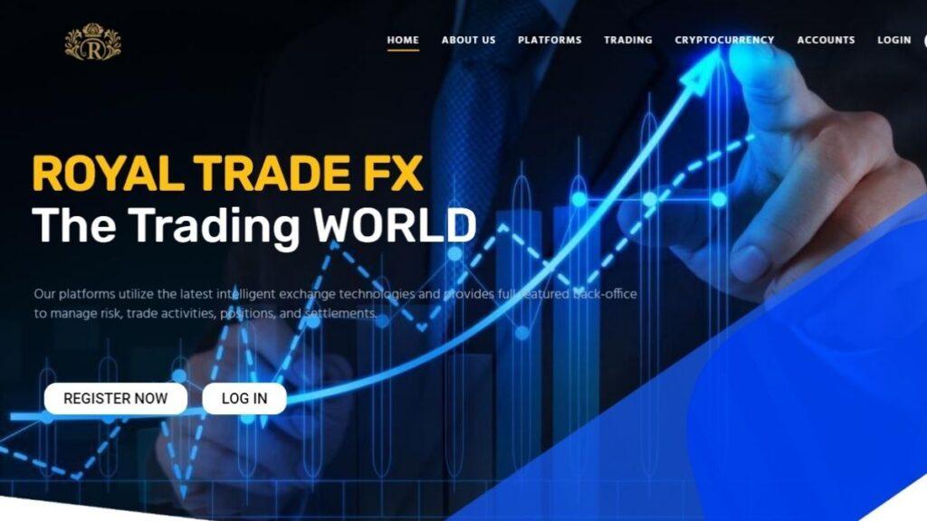 Royal Trade Forex Estafa