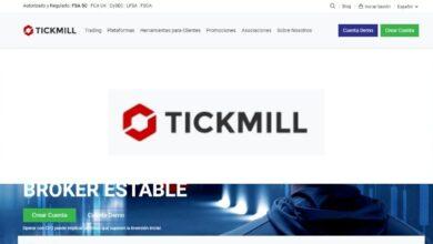 Tickmill Forex Estafa