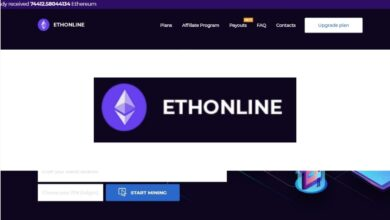 ETHOnline Forex Estafa