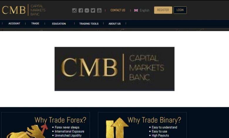 Capital Markets Banc Forex Estafa
