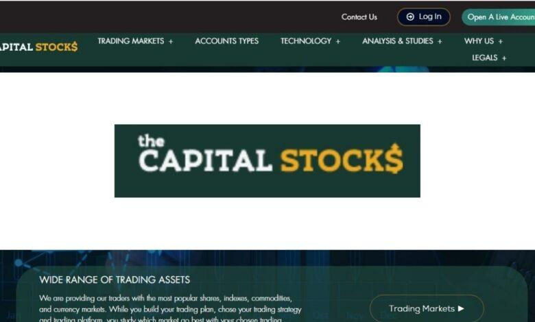 The Capital Stock Forex Estafa