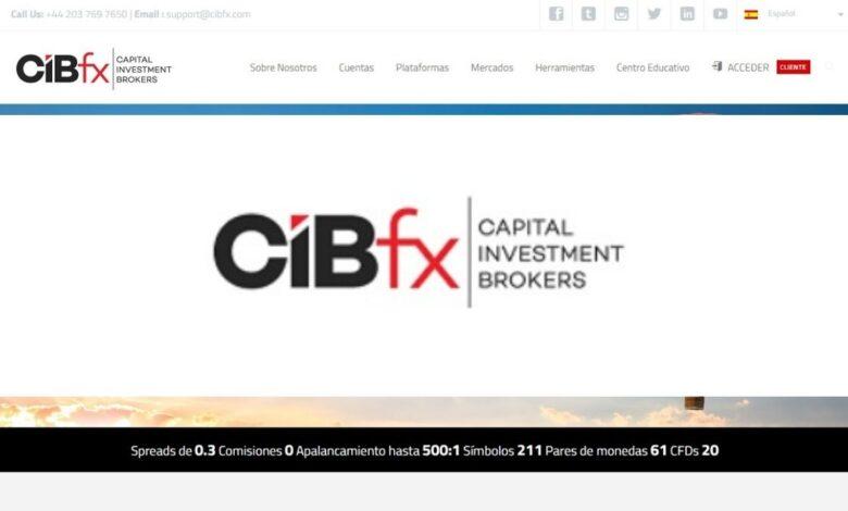 Cibfx Forex Estafa