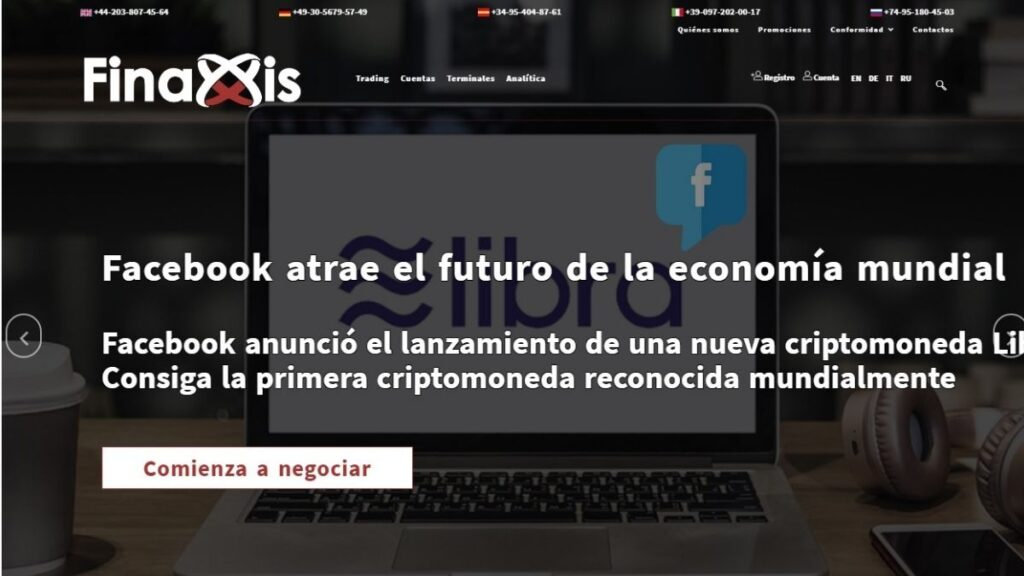 Finaxis Forex Estafa