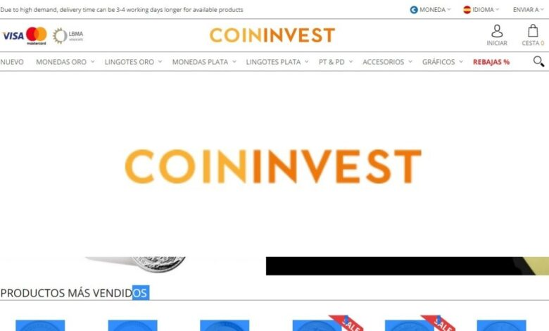 Coininvest Crypto Estafa