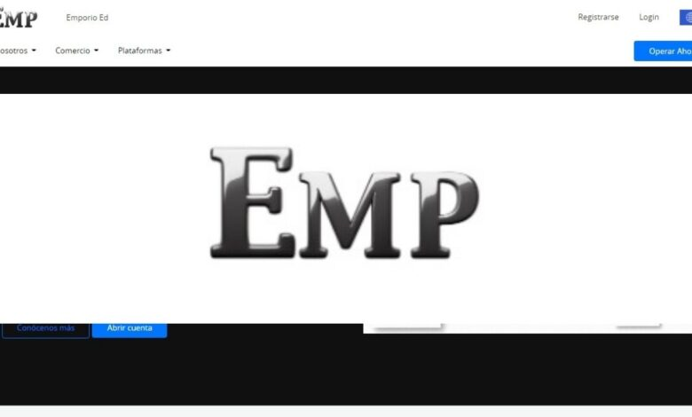 Emporio Trading Forex Estafa