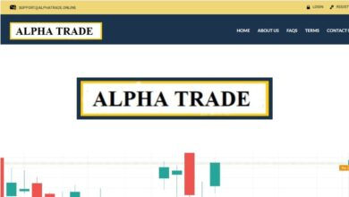 Alpha Trade Crypto Estafa