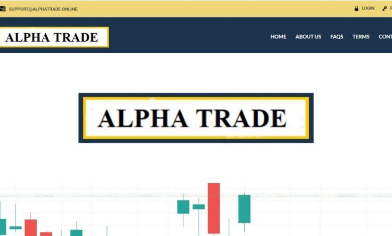 Alpha Trade Crypto Estafa