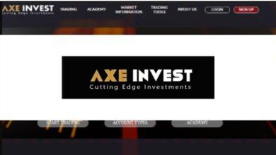 Axeinvest Forex Estafa