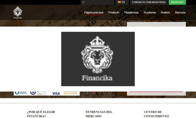 Financikatrade Forex Estafa