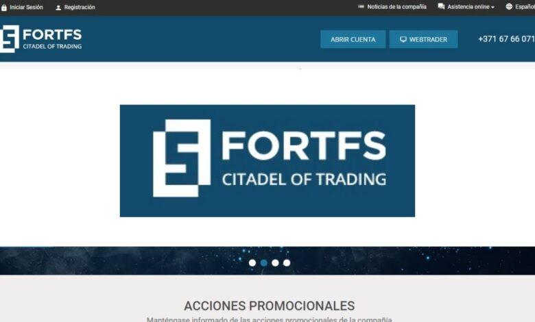 FortFS Forex Estafa