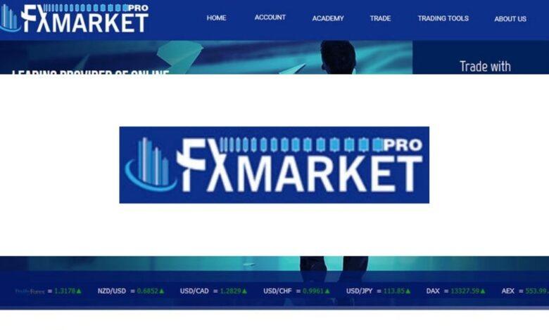 Fx Market Pro Binaria Estafa