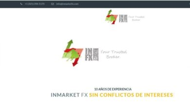 Inmarket FX Review Forex Estafa