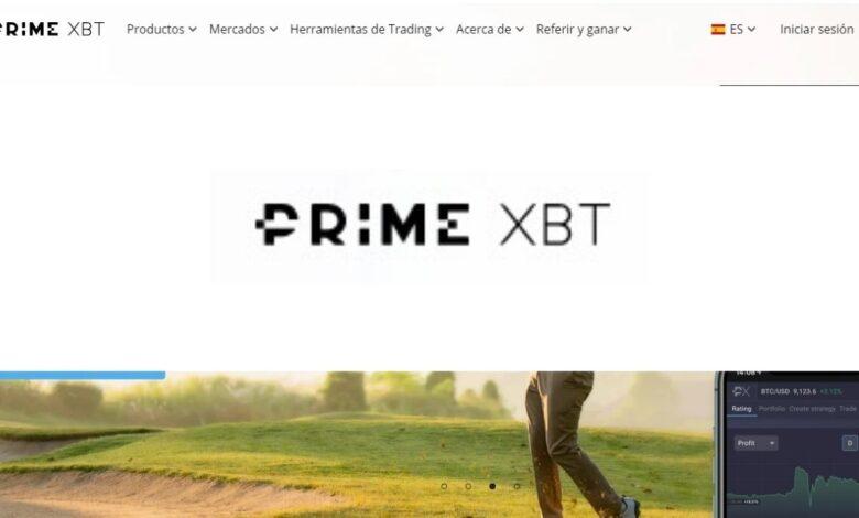 PrimeXBT Crypto Estafa