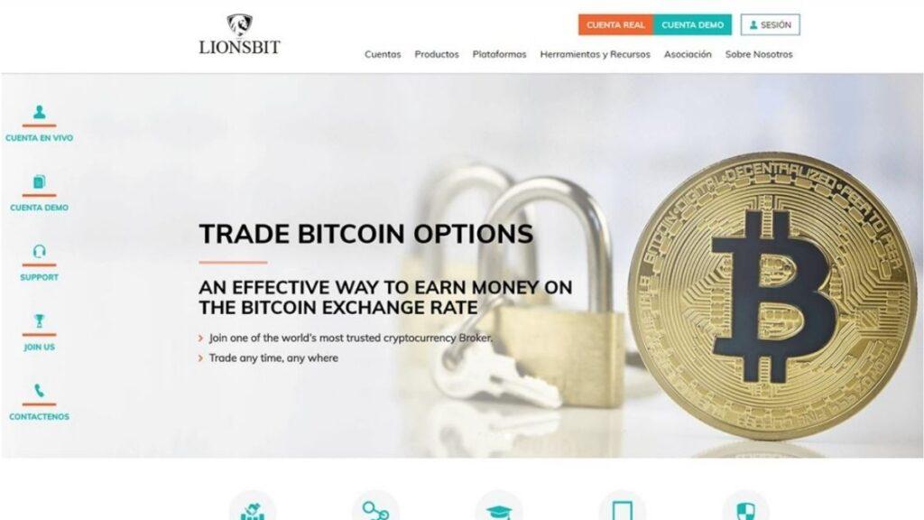 Lionsbit Crypto Estafa