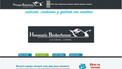 Hanseatic Brokerhouse Forex Estafa