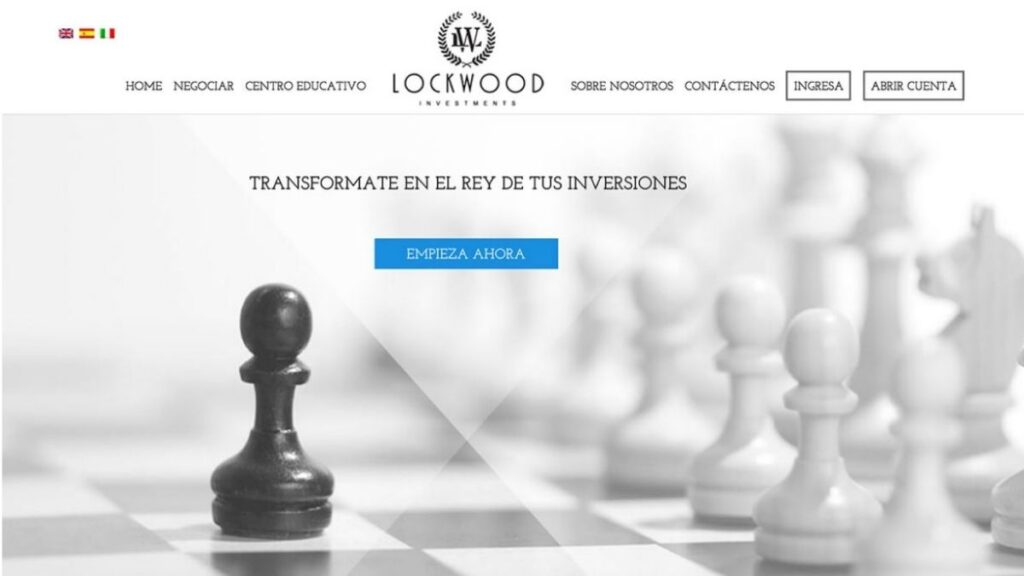 Lockwood Investments Forex Estafa
