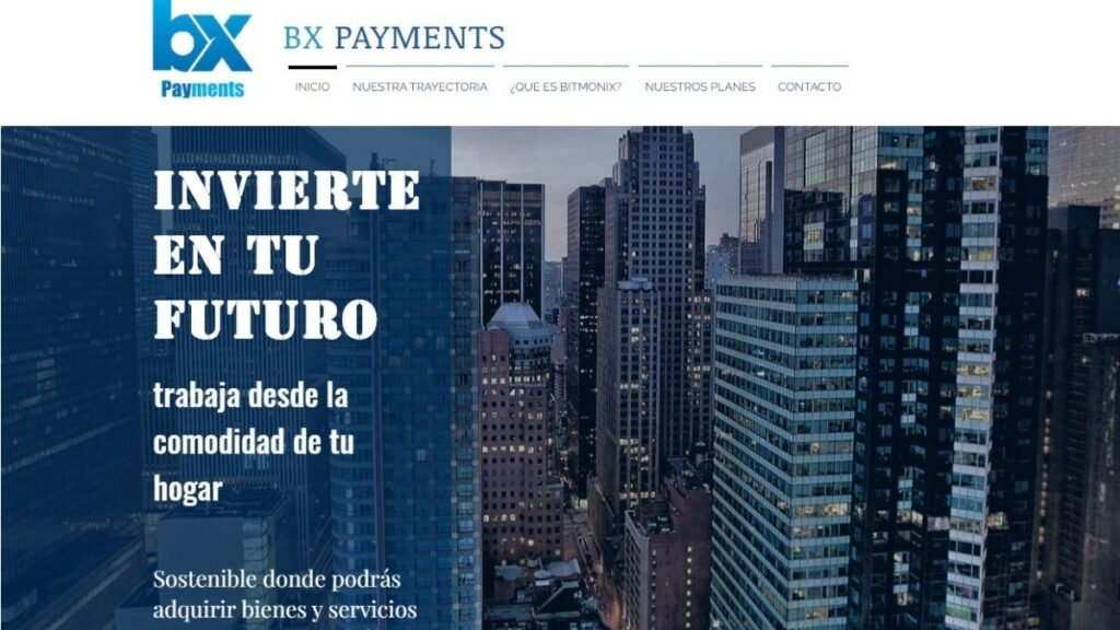 Bx Payments Crypto Estafa