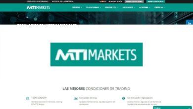MTI Markets Forex Estafa