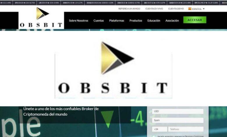 Obsbit Forex Estafa