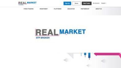 Real Market Forex Estafa