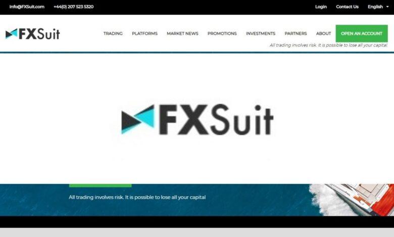 FXSuit Forex Estafa