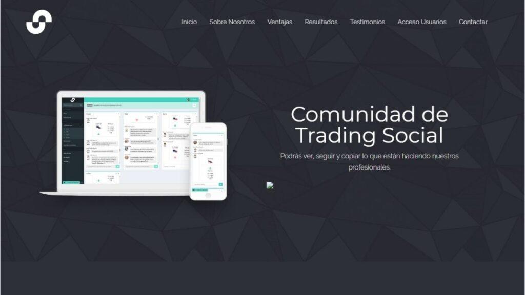 Social Trading Community Trading Estafa