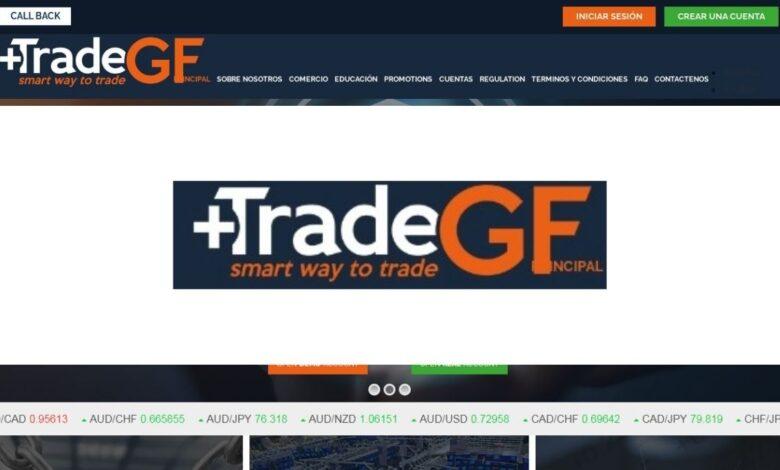 Trade GF Online Forex Estafa
