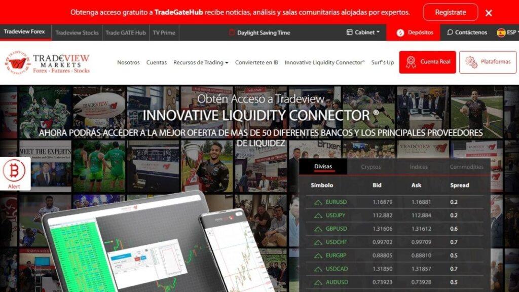 Tradeview Markets Forex Estafa